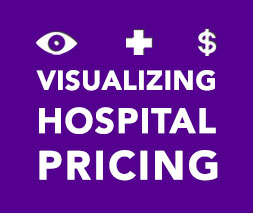 Visualizing Hospital Price Data